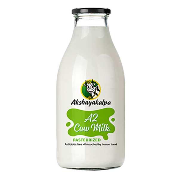 akshayakalpa A2 Pasteurized milk - 1000ml