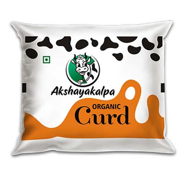 akshayakalpa Organic Curd - 200g