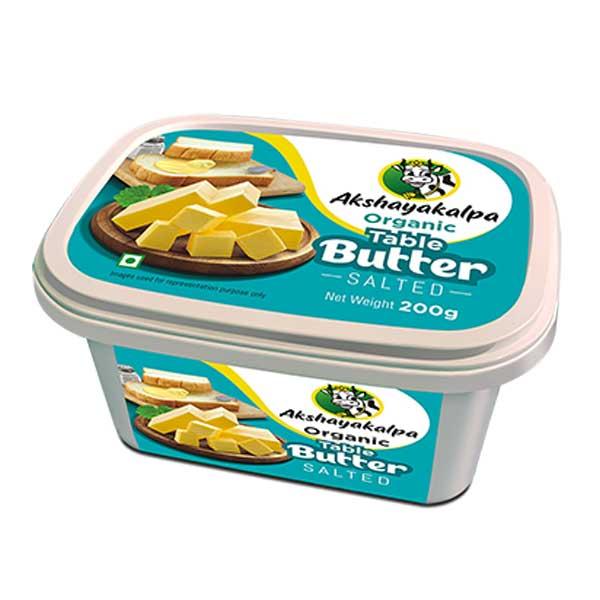 Organic Table Butter - 200g