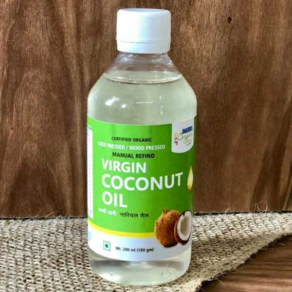 Certified Organic Cold Pressed - Wood Pressed Manual Refined Virgin coconut oil