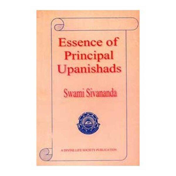 Essence of Principal Upanishads