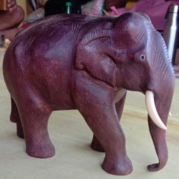 Rose Wood Elephant