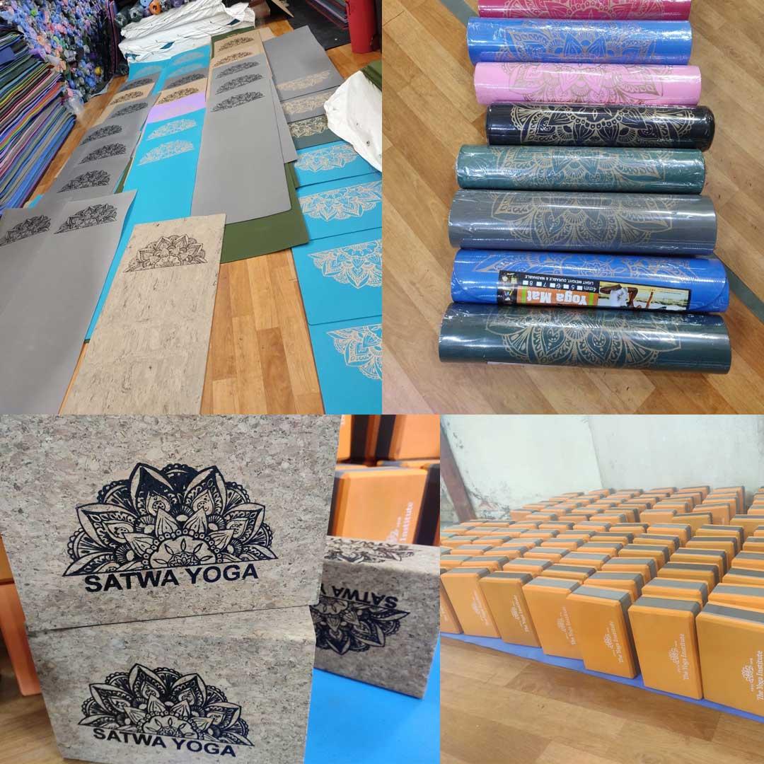 Yoga Mats and Kits